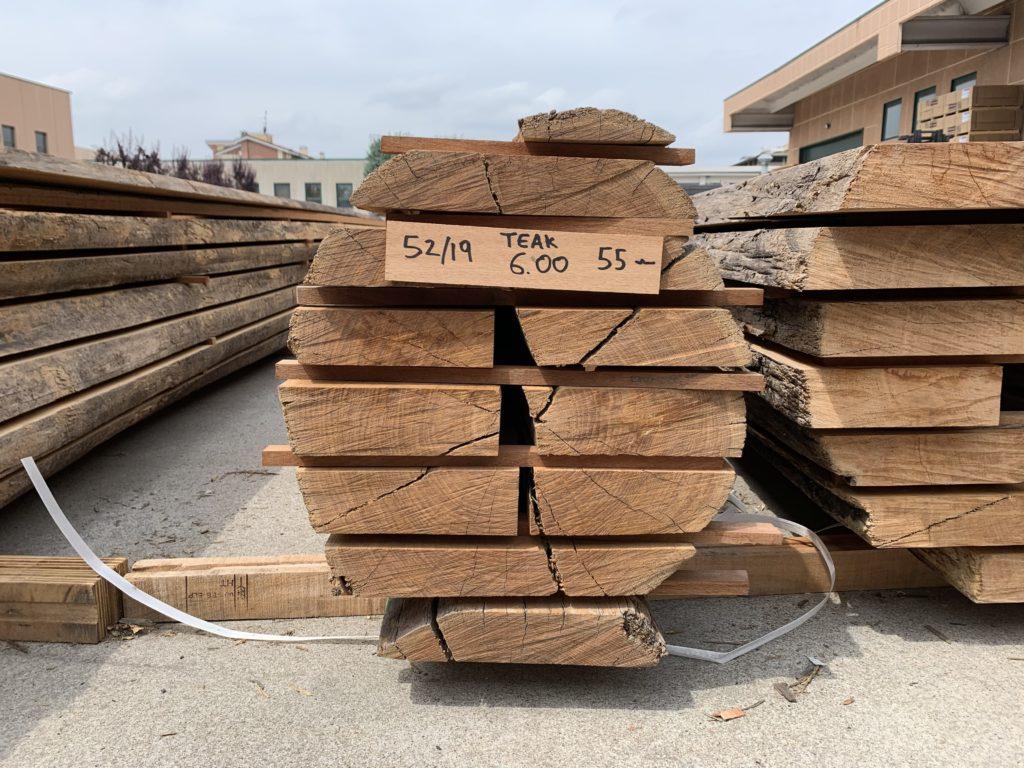 Tronco teak 52 19 nord compensati spa for Responsabile produzione arredamento