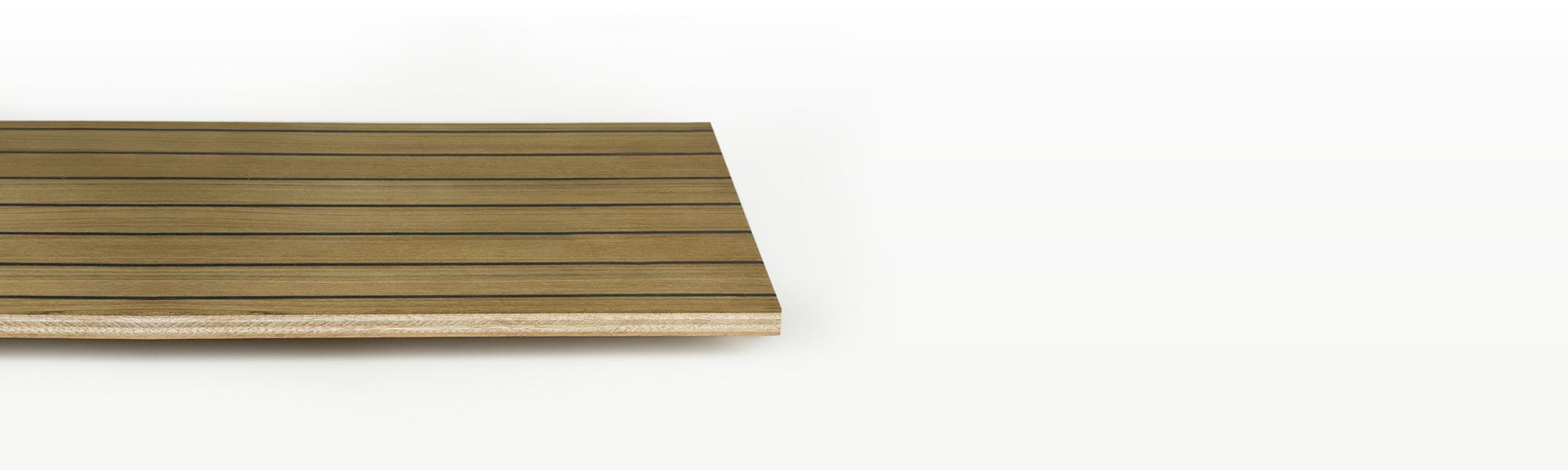Pannelli Decking Teak Nord Compensati Spa